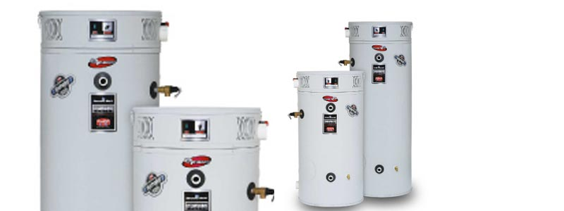Hot water tank service & replacements
