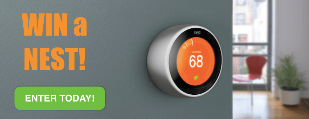 Win a Nest Smart Thermostat