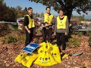 Airco Adopt a Street Volunteering